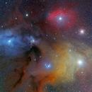 Rho Ophiuchi Star Forming Region,                                John Gleason