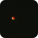 Lunar Eclipse - Totality with Star Field - January 20, 2019,                                JD