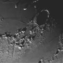 Moon - Valles Alpina and Mare frigoris,                                Pascal Gouraud