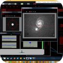 The SkyX Pro and TeamViewer programs used during a very cold observing night!,                    Niels V. Christensen