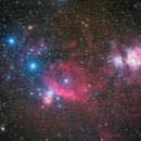 Orion's Belt v2 - Deep Sky West Remote Observatory,                                Deep Sky West (Lloyd)