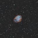 M1  Crab Nebula,                                Edward Overstreet