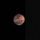 Trio planétaire,                                Valentin