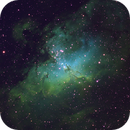 M16 Eagle nebula (NB),                                jihongc