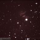 NGC 2024 und Pferdekopfnebel B33,                                Benny Hartmann
