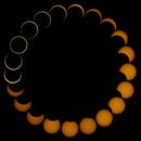 Éclipse annulaire du Soleil,                                Thibaut PONAMALE