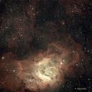 M8  Laguna +  M20 Trifida,                                stefano gobbo