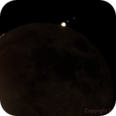 Occultation Jupiter,                                bsalzard