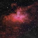 Eagle Nebula (M16),                                rgvander