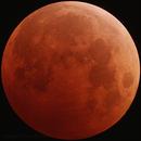 Blood Moon! (Lunar Eclipse 10/8/14),                                Charles Ward