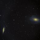 M81 y M82 - Galaxias en la Osa Mayor,                                Alfredo Beltrán