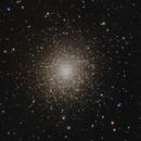 Globular Cluster in Hercules,                                Everett Quebral