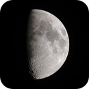 Eight-Day-Old Moon, May 30, 2020,                                AlenK