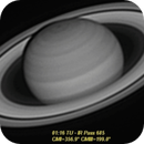 DIVISIONS AND GAPS IN THE RINGS OF SATURN, REALITY, OR IMAGINATION?,                                 Astroavani - Avani Soares