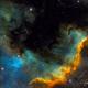 North America Nebula NGC7000,                                Eric Munters