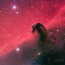 IC 434 The Horsehead Nebula,                                John Hayes