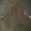 Constellation Orion,                                  BLANCHARD Jordan