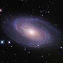 M81 LRGB,                                Christopher Gomez
