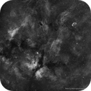 IC1318 & NGC6888 area,                                tbcgeorge