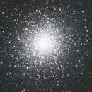 M 13 - Hercules Star Cluster,                                Todd Anderson