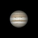 Jupiter 16.02.2017 animation,                                SwissCheese