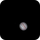 Jupiter with 3 moons,                                  AstroPhil