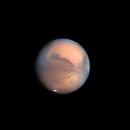 Mars 2020-10-31. Sinus Meridiani, Aeria, Syrtis Maior. RGB,                                Pedro Garcia