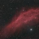 California Nebula,                                Aaron
