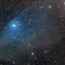 IC 4592 Blue Horsehead Nebula,                                  Juan Lozano