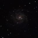 M101 with heavy dew,                                Andrew Burwell