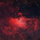 Galactic Eagle,                                J_Pelaez_aab