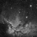 NGC 7380 en Ha à l'ATIK 314 Get