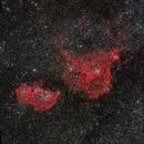 Heart and Soul, Askar ACL 200, New Astronomik Nikon Z Clip-on UHC-E,                                tjm8874