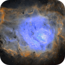 M8 - the lagoon nebula,                                  Simon