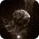 IC443 Jellyfish Nebula in h-alpha,                                HaSeSky