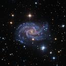 NGC 2835 from Telescope Live,                                Mauricio Christiano de Souza