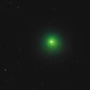 Comet 46P/Wirtanen,                                rveregin