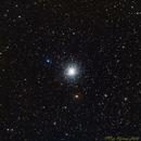 M13 - The Great Globular Cluster in Hercules,                                Eric Watson