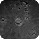 Moon ( Copernicus crater),                                John Leader