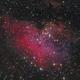 Messier 16 Eagle Nebula,                                carlosmonroy