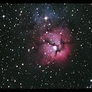 M20 Trifid Nebula,                                Adel Kildeev
