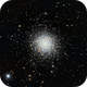 M13 - Great Globular Cluster in Hercules,                                  Wilsmaboy