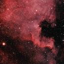NGC 7000,                                Matteo Zardo