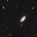 Messier 88 and neighbors,                                Bill Clugston