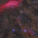 Rich Region Between California Nebula , IC348 & NGC1333!,                                Mohammad Nouroozi