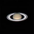 Saturn's Opposition - Seeliger Effect,                                bbonic