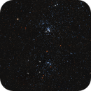 Double Cluster in Perseus (NGC 869,884) RGB,                                Nucdoc