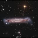 NGC 3628,                                Castille Pierre-Olivier