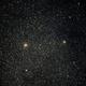 NGC6522 and NGC6528 in Sagittarius,                                Marcelo Alves