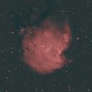 Monkey Head Nebula (HaRGB),                                Charles Ward